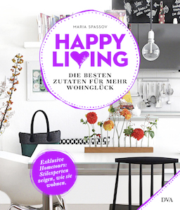 HAPPY LIVING book